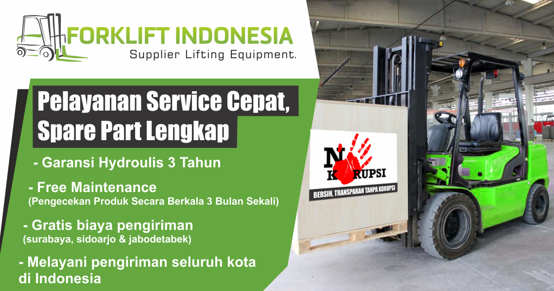 Forklift Indoneisa